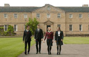 Ashworth School Students