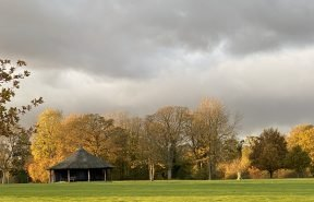 OBH has an historic cricket pavilion in the grounds