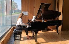 Pangbourne College is an All Steinway School