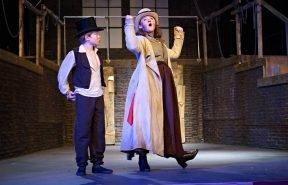 Bishop's Stortford College Drama production of Oliver
