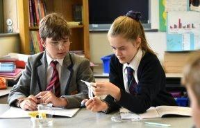 Bishop's Stortford College Prep School Science Lesson