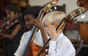 Bishop's Stortford College Picnic Concert Prep School Musicians