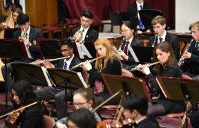Bishop's Stortford College Ensemble Music Concert