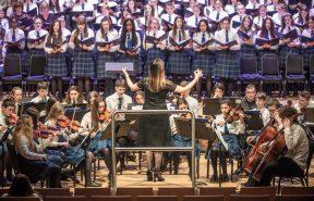 Dollar Academy's Christmas Carol Concert 2019