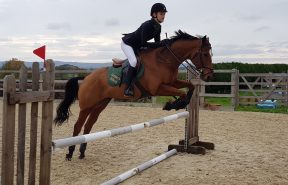 Horse riding is just one of the many co-curricular activities offered to students every weekday and Saturday mornings.