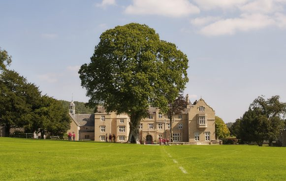 All Hallows Preparatory School and grounds
