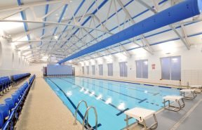 Swimming Pool complex at HLC