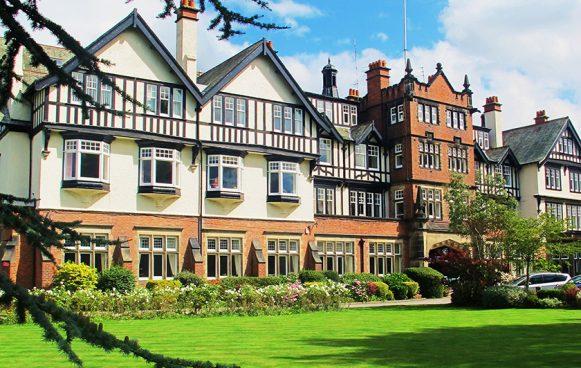Harrogate Ladies' College Main School