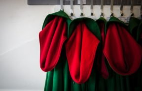 Harrogate Ladies' College cloaks