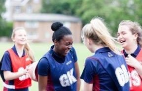 Sporting success at Harrogate Ladies' College
