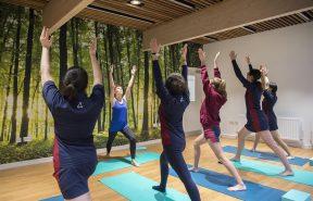 Wellbeing at Harrogate Ladies' College