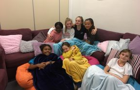 Residential Boarders are split into five Houses, each with its own famiy atmosphere. Students describe their Residential Boarding Houses as 'a home from home'.